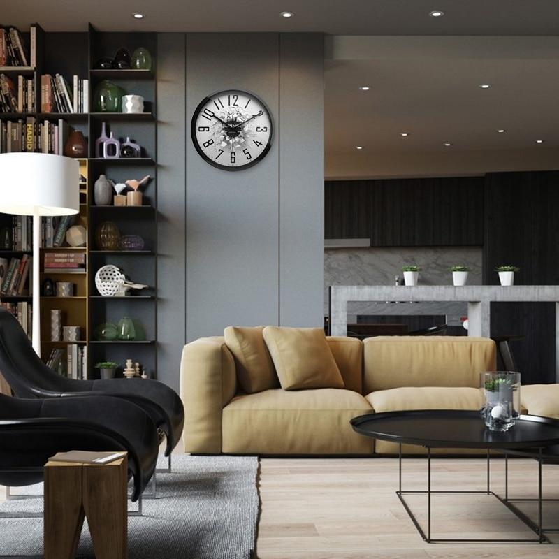 Mooie Grote Klok. Elegant Full Size Of Modern Interieur Keuken Rvs D ...