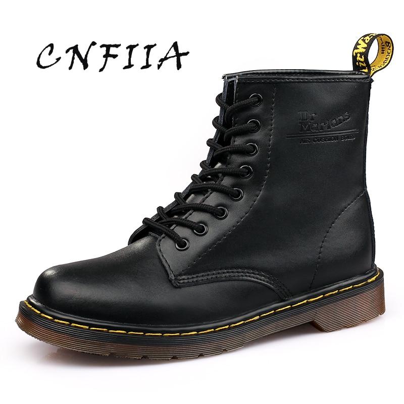 Boots Casual Boots Trekking Cuir Hommes Bottes Taille 45 Rouge Martens Brun brown Black Boots En La Anti 2018 Cnfiia Noir slip Confortable Chaussures red Plus SpLMUqzVG