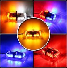 High Intensity DC12V 36W car external warning light,Led Mini lightba,police ambulance light bar with Cigar lighter,waterproof