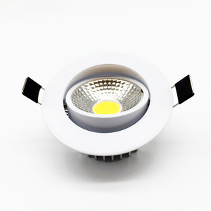 Image 4 - Angle Adjustable LED Dimmable Led downlight lighting COB 5w 7w 9w 12w Spot light 85 265V ceiling recessed Lights Indoor Lighting