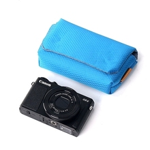 DSLR Waterproof Photo Camera Bag Case For SONY RX100 RX100II-M2 RX100III-M3 RX100IV-M4 RX100m5 RX100M6 GR2 GR LX10 G7X G7X2 S95