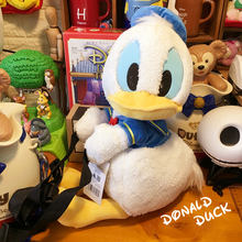 52cm Donald Duck plush toy Backpack stuffed toys dolls Birthday presents for children