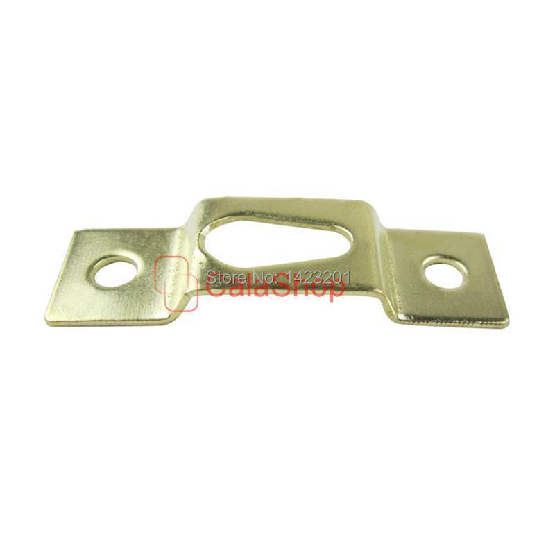 100 Pcs / Lot Metal Arch Frame Hanger For Picture Photo Mirror Turn ...
