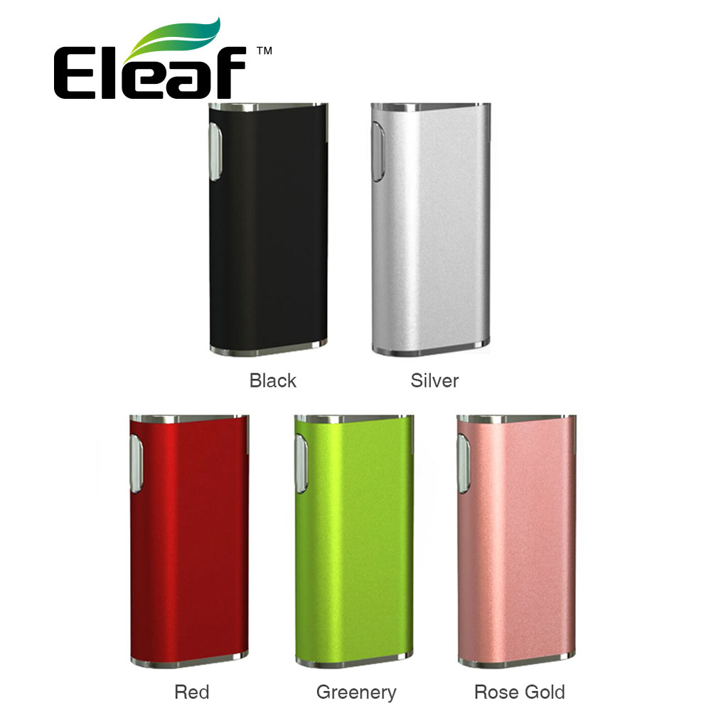 Original 60W Eleaf IStick Melo Battery 4400mAh Electronic Cigarette Box Mod Max 60W Output E-cig Vape Eleaf Vs IStick Pico clearance original 60w digiflavor df 60 tc mod with 1700mah built in battery max 60w output electronic cigarette vape box mod
