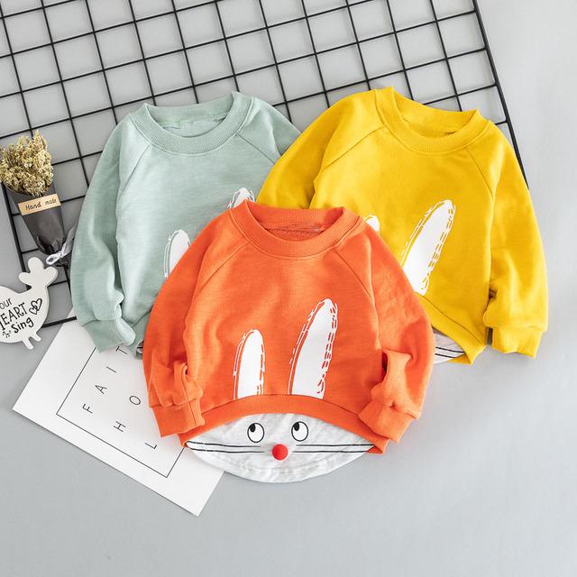 Rabbit Long Sleeve Top