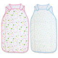 Kids Sleeping Bag 2015 New Printing Baby Sleeping Bag Winter Sleeveless Pink Gauze Sleeping Bag For Newborn Kids Sleeping Bag