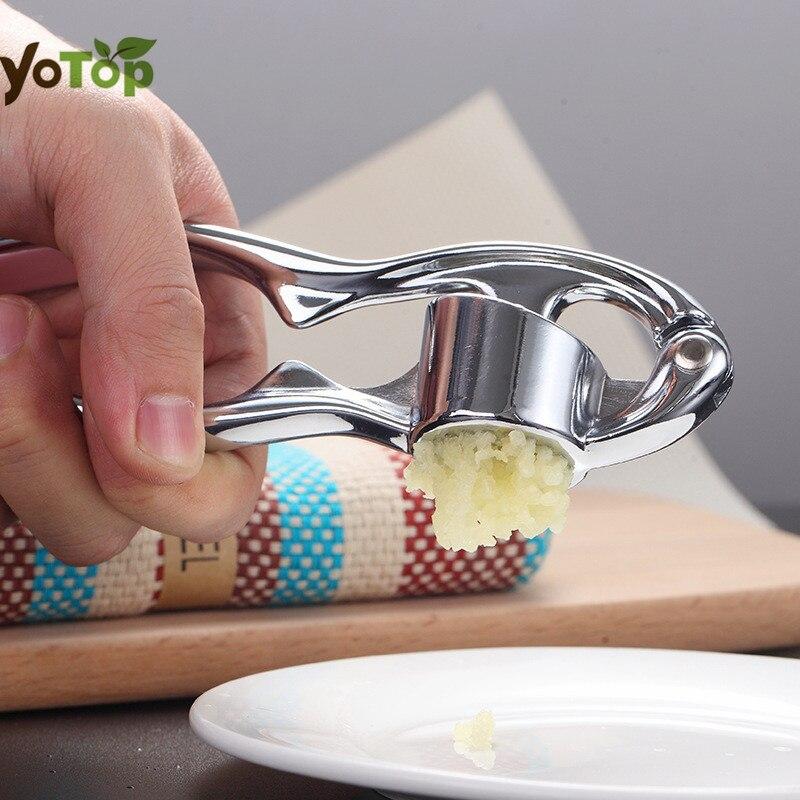 YOTOP krog iz nerjavečega jekla stisnite orodje cink zlitine crusher - Kuhinja, jedilnica in bar