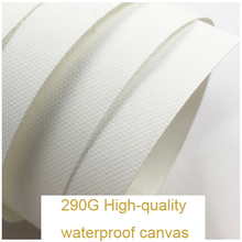 Canvas Hand Painting Practice Waterproof Oil For High Quality Layer 290g 600*600D