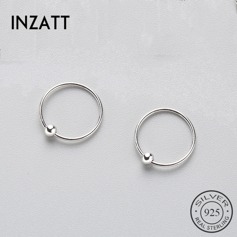Aliexpress Com Buy Home Utility Gift Birthday Gift Girlfriend Gifts Diy From Reliable Gift Diy: Aliexpress.com : Buy INZATT Minimalist Real 925 Sterling