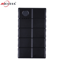 GPS Tracker Energy Financial institution 5000mAh 400 Days Working Time Free internet APP Distant Bug Monitoring GSM Monitoring Locator T905 Google Map