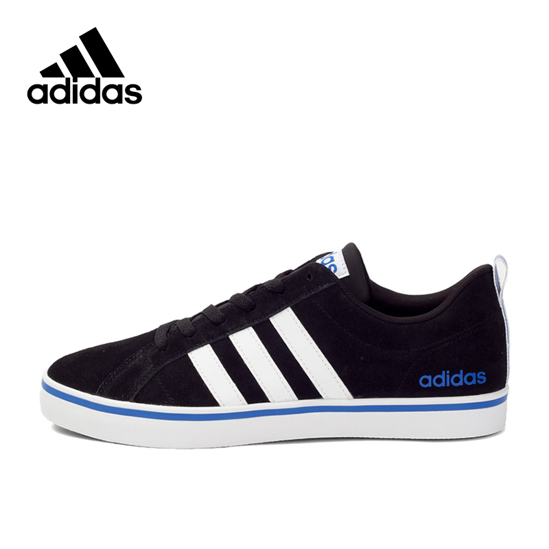Adidas Air Force Men Black Sneakers Breathable Leather Trainers Classic Lesiure Lace-up Low Adidas Sports Shoes for Men ...