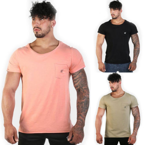 Gym Men's Muscle Fiteness T-Shirt  Top Causal Cotton Tee Bodybuilding Sport Tranining  Fashion Tshirts Fitness