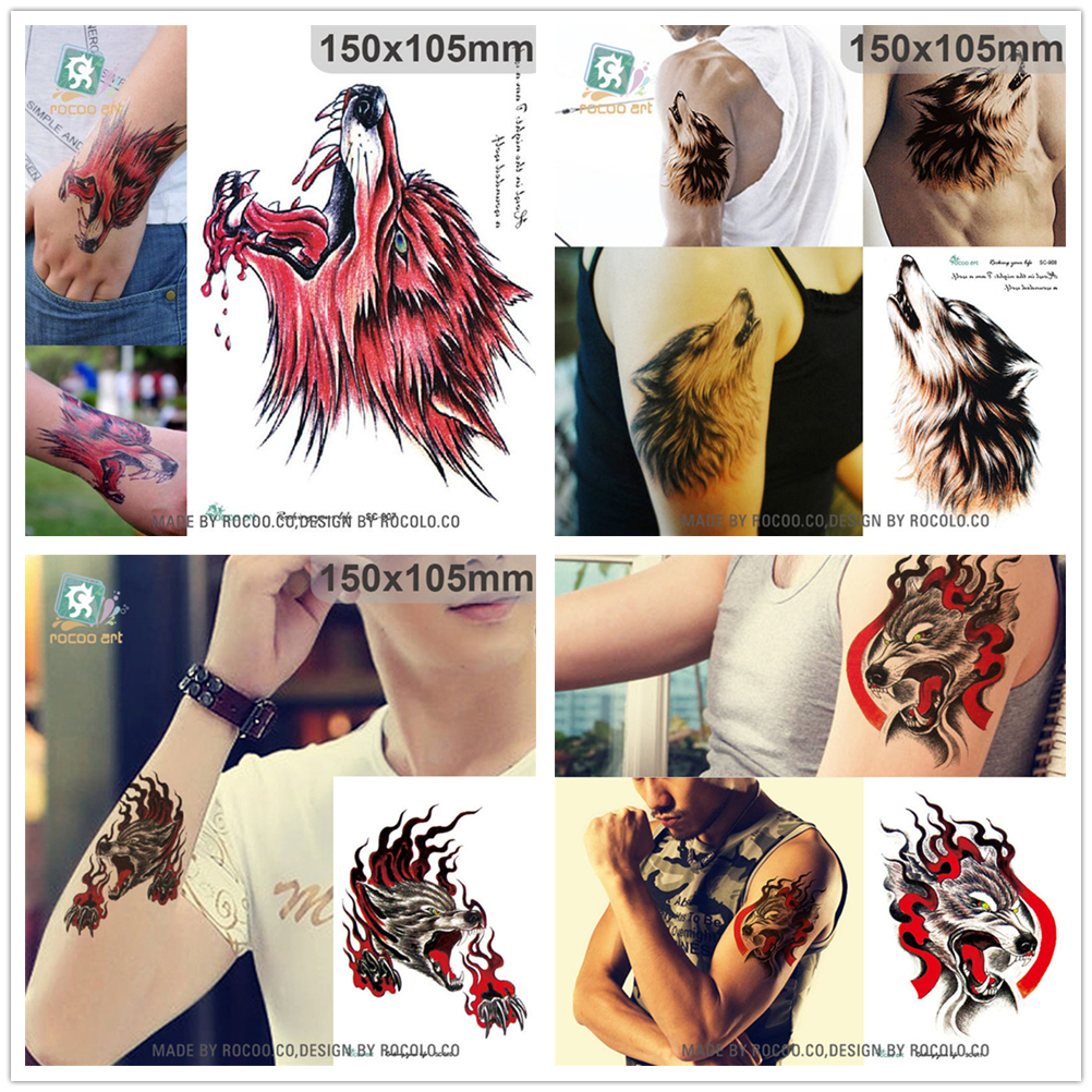 Wholesale Dandelion Aerial Bird Design Small Tattoo Sticker Body Art Waterproof Temporary Tattoos For Men Women RC2252 14