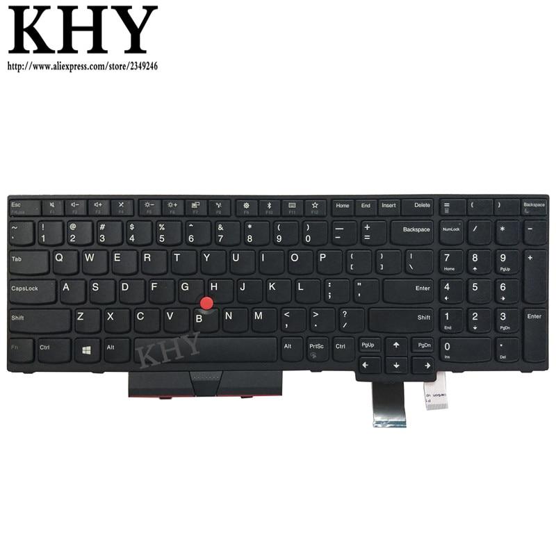 New Original US USI IDN Keyboard for Thinkpad T570 T580 P51S P52S FRU 01ER500 01EN928 01HX139