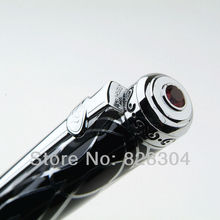 Free shipping Duke roller pen beautiful Ruby