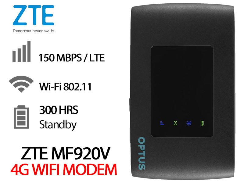Aliexpress Com Buy Nlocked Zte Mf920v 4g Lte Wifi Modem