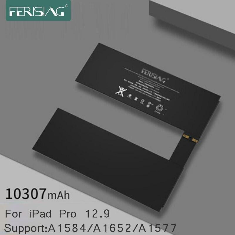 FERISING 2020 nowa oryginalna bateria tabletu do Apple iPad Pro 12.9 A1584 A1652 A1577 wymiana o dużej pojemności batteria + narzędzia