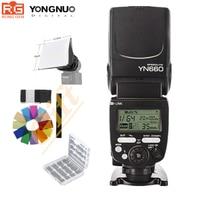 YONGNUO YN660 Bijgewerkte Versie van YN560-IV) 2.4 GHz Flash Speedlite Draadloze Geïntegreerde Transceiver voor Canon Nikon Pentax Olympus