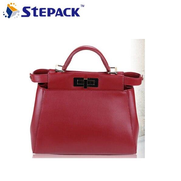 Yao to hide it 'mini Peekaboo mini leather laptop bags RL064 сумка fendi peekaboo mini kelly