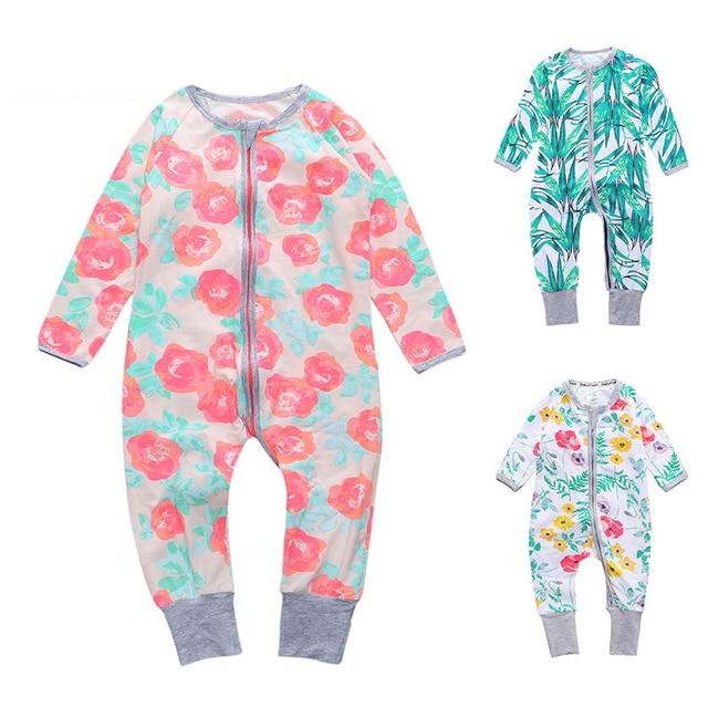 8cd26fb3c Baby Girls Rompers Brand Boys Cotton Body Suit ropa de bebe Full ...