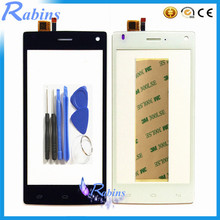 4.5''New Original Touch Screen For Fly FS452 Nimbus 2 FS 452 Sensor Phone Digitizer Front Glass Panel+TOOL Replacement Free Ship new touch screen for 7 supra m72kg prestigio multipad wize 3047 3037 3g 3038 touch panel digitizer glass sensor free ship