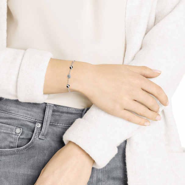 05fa03d82 ... TENY Fashion Charm 100% Sterling Silver SWAROVSKI REMIX COLLECTION  STRAND Women Jewelry Free Mail ...