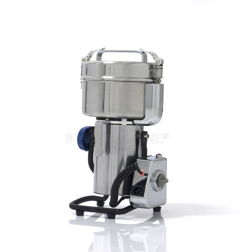 USA warehouse YF 150 Stainless steel Electric Mill crusher grains powder grinder machine pepper Herb grinding machine