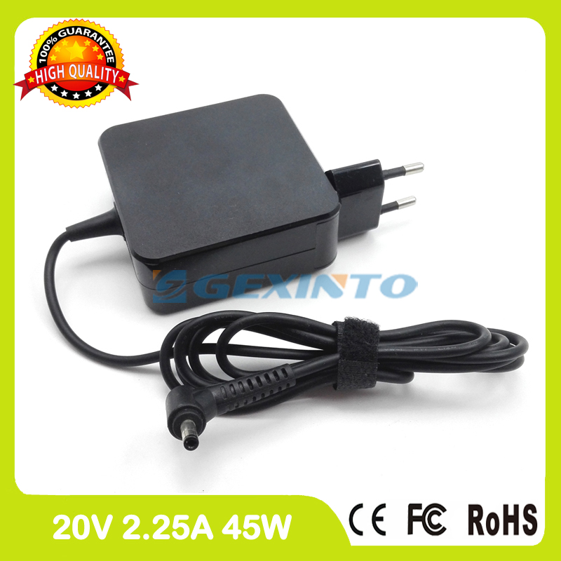 US $11 98 |20V 2 25A laptop ac adapter charger for Lenovo N22 N23  Chromebook N21 N22 N23 N24 Winbook Yoga 710 11ISK 710 13IKB 710 15IKB -in  Laptop