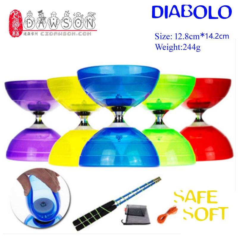 Squishy Yoyo Ball : Free Shipping China YOYO Ball Soft Diabolo 1 or 3 Bearing Set Packing Kongzhu (Dia. 128mm Cup ...