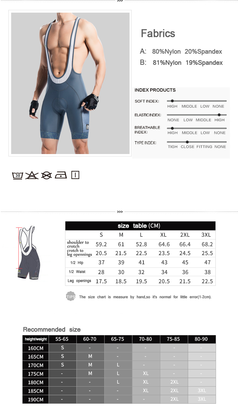 2018 Santic Cycling Jersey Sets Men Clothing Mesh Bib Bike Outdoor Jersey Breathable Short Sleeve Sets Ropa Ciclismo Maillot (18)