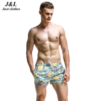 Top Quality Mens Casual Boardshorts New Arrival 6 Colors Summer Flower Print Men Beach Shorts For