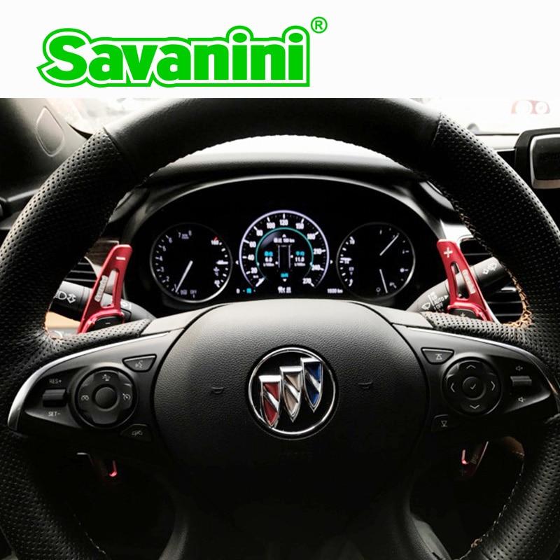 Savanini alumínium kormánykerék DSG váltó lapát váltó - Autóalkatrész - Fénykép 2