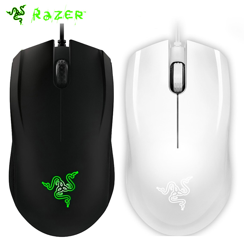 все цены на Razer Abyssus 2014 Gaming Mouse Essential 3500 DPI PC Gamer USB Wired Ergonomic Ambidextrous Professional For CSGO,Overwatch