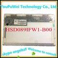 Бесплатная доставка 8.9 ''жк-матрица hsd089ifw1 b00 HSD089IFW1-B00 ноутбук светодиодный экран 30pin 1024*600