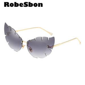 bdca14d96db3bb ROBESBON Sunglasses Women Lunettes De Soleil
