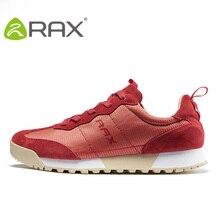 Rax 2016 Men Women Running Shoes Men Outdoor Breathable Walking Shoes Woman Sports Shoes Men Lightweight Sneakers Mens Snekaers