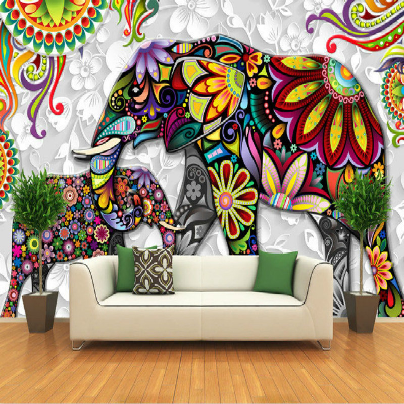 3d Wallpaper For Home Wall India 3d Wallpaper For Wall 3d Mural Wallpaper Decorative