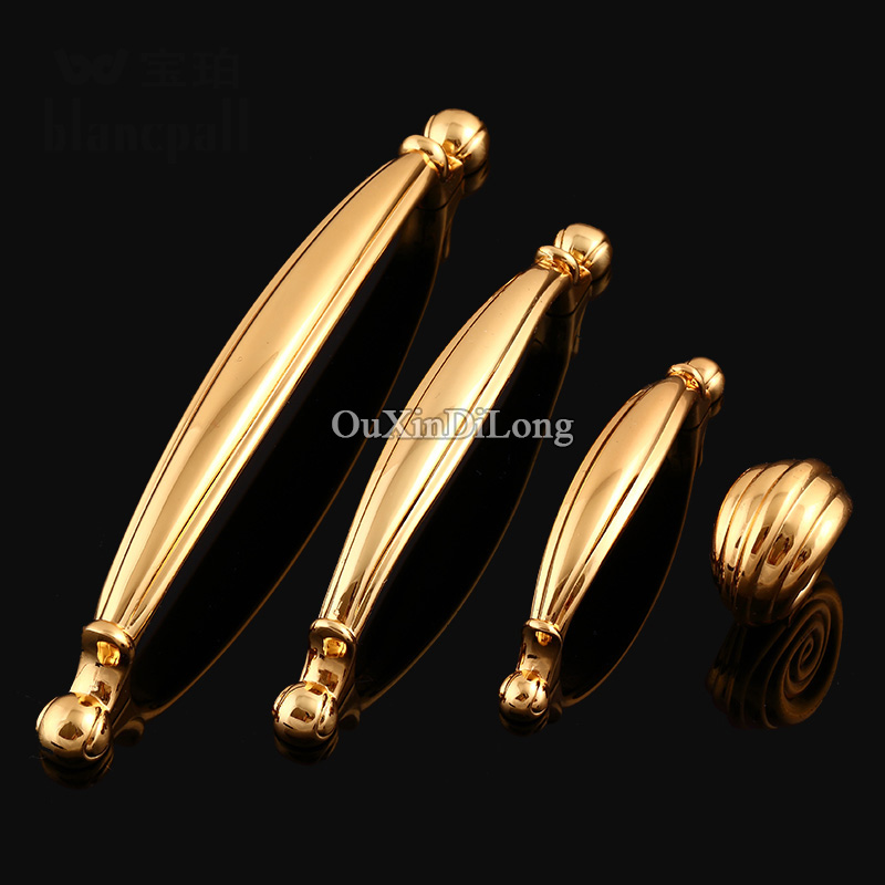High Quality 10PCS European Kitchen Door Furniture Handles Hardware Cupboard Wardrobe Drawer Wine Cabinet Pulls Handles & Knobs high grade art color decorative pattern handles cabinet shoe ark originality coloured glaze shake pen rural wine ark knobs pulls