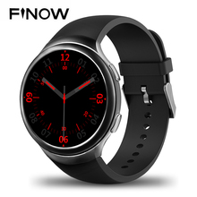 Finow X3 Plus K9 Bluetooth Smart Watch Android 5 1 MTK6580 Quad Core 1GB 8GB Heart