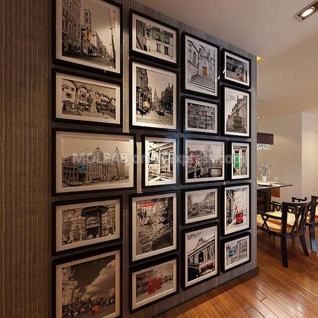 Fotowand Bilderrahmen moderne ultra große klassische fotowand rahmen 16 zoll 10
