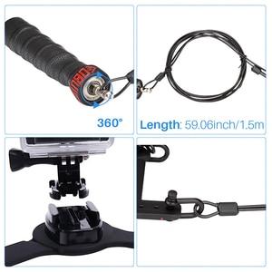 Image 4 - Ulanzi CentriGopro 360 度弾丸時間ショット効果移動プロ用の Gopro 6 5 4 スポーツカメラアクセサリー、移動プロ Videomakers
