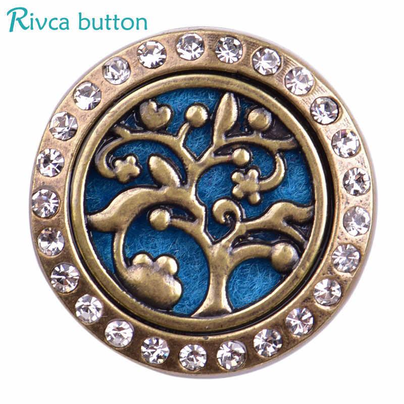 14 estilos D03665 Recentes magentic rivca tirar encantos medalhão Perfume árvore do coração floating medalhão jóias Mulheres Moda jóias