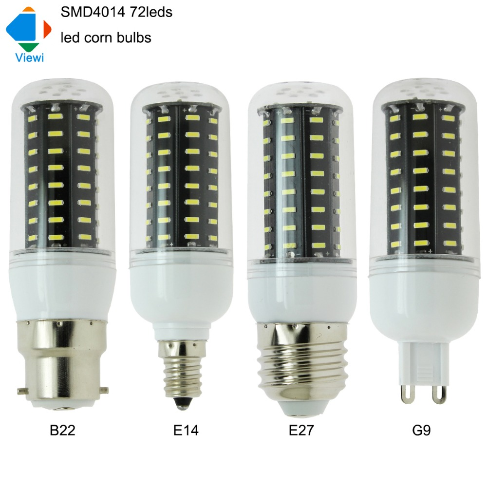 5x lampada e27 led bulb b22 e12 e14 g9 corn bulbs lamp for Lampade e27 a led