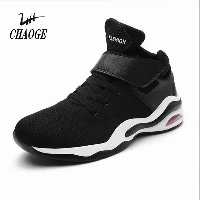 Homme Sport Basket Nouvelles chaussures de sport en plein air respirants chaussures plat chaussures homme printemps été et l'automne BbXxo