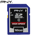PNY SD Card C10 16GB SDHC Class10 Memory Card High Speed Flash Memory SD Card  for Hi-End DSLR Cameras and HD Video