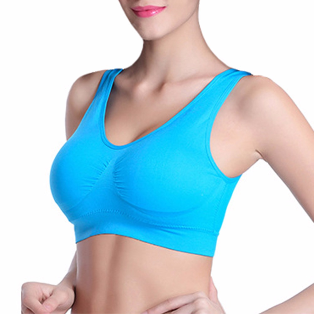 Sexy backless push up bra women big size padded bras plus size wireless brassiere comfortable seamless bra