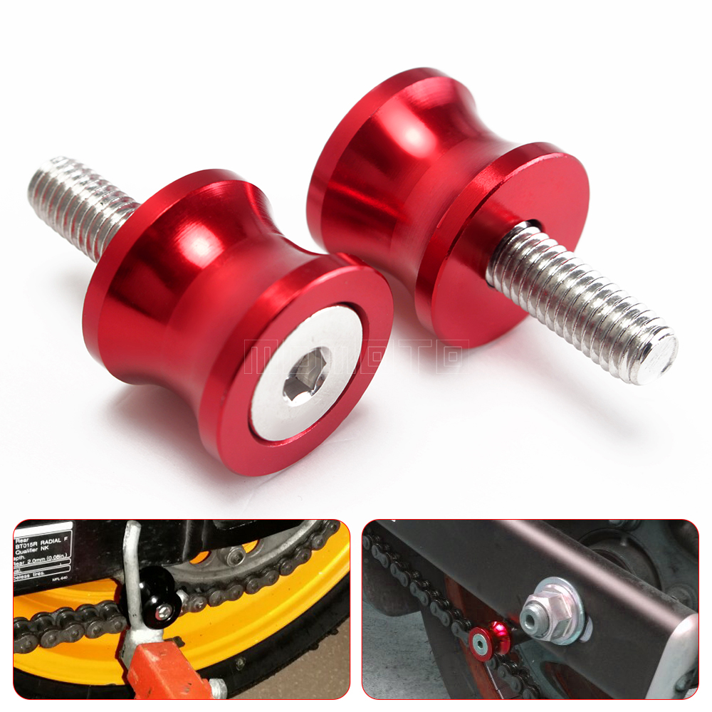 Motorcycle Frame Stand Screws Swingarm Spools Slider For KAWASAKI ZX10R ZX6R Z800 Z1000 Z650 VERSYS 650 Z900 Falling Protection the snowman
