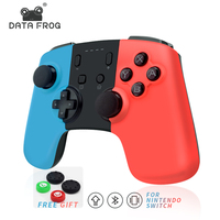 DATA FROG Bluetooth Gamepad For Nintend Switch Wireless Game Controller For PC Switch Joystick Controller
