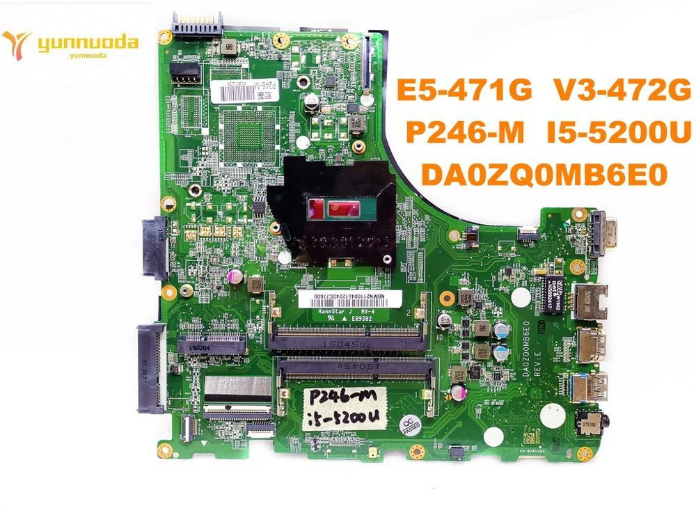 Original for font b ACER b font E5 471G V3 472G laptop motherboard E5 471G V3