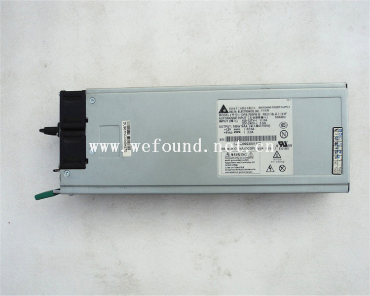 100% working power supply For DPS-750PB B 750W Fully tested power supply for pesc1425 dps 450hb b fd833 450w original 90